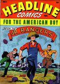 Headline Comics (1943) 1