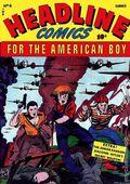 Headline Comics (1943) 4