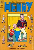 Henry (1948 Dell) 16