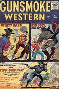 Gunsmoke Western (1955 Marvel/Atlas) 57