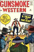 Gunsmoke Western (1955 Marvel/Atlas) 63