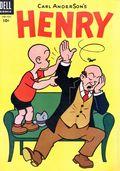 Henry (1948 Dell) 41