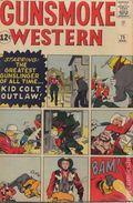 Gunsmoke Western (1955 Marvel/Atlas) 75