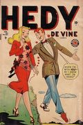 Hedy De Vine Comics (1947) (Hedy of Hollywood) 31