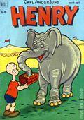 Henry (1948 Dell) 24