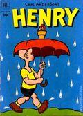 Henry (1948 Dell) 25
