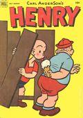 Henry (1948 Dell) 26