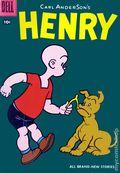 Henry (1948 Dell) 54