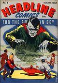 Headline Comics (1943) 8
