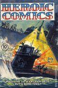 Heroic Comics (1940) 25