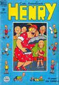 Henry (1948 Dell) 12