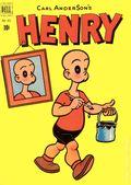 Henry (1948 Dell) 22