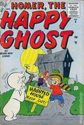Homer the Happy Ghost (1955 Atlas) 6