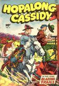 Hopalong Cassidy (1943 Fawcett/DC) 3