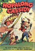 Hopalong Cassidy (1943 Fawcett/DC) 9