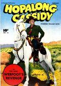 Hopalong Cassidy (1943 Fawcett/DC) 16