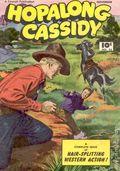 Hopalong Cassidy (1943 Fawcett/DC) 25