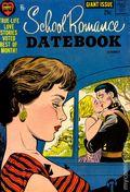 Hi-School Romance Date Book (1962) 1