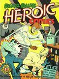 Heroic Comics (1940) 8