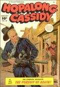 Hopalong Cassidy (1943 Fawcett/DC) 40