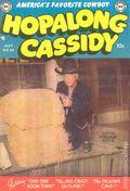 Hopalong Cassidy (1943 Fawcett/DC) 89