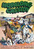 Hopalong Cassidy (1943 Fawcett/DC) 4