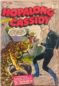 Hopalong Cassidy (1943 Fawcett/DC) 126