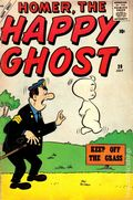 Homer the Happy Ghost (1955 Atlas) 20