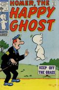 Homer the Happy Ghost (1969) 1