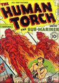 Human Torch Comics (1940) 2