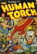Human Torch Comics (1940) 7