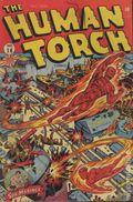 Human Torch Comics (1940) 16