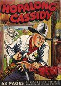 Hopalong Cassidy (1943 Fawcett/DC) 2