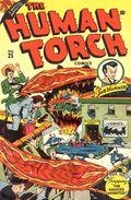 Human Torch Comics (1940) 25