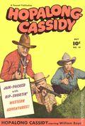 Hopalong Cassidy (1943 Fawcett/DC) 19