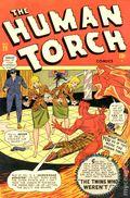 Human Torch Comics (1940) 28