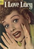 I Love Lucy (1954 Dell) 3
