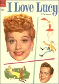 I Love Lucy (1954 Dell) 4