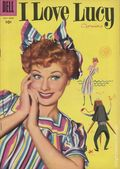 I Love Lucy (1954 Dell) 10