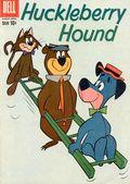 Huckleberry Hound (1960-1970 Dell/Gold Key) 4