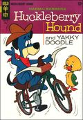 Huckleberry Hound (1959 Dell/Gold Key) 29