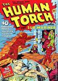 Human Torch Comics (1940) 3