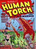 Human Torch Comics (1940) 5A