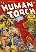 Human Torch Comics (1940) 8