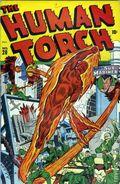 Human Torch Comics (1940) 20