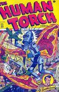 Human Torch Comics (1940) 23