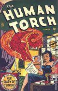 Human Torch Comics (1940) 26
