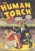 Human Torch Comics (1940) 29