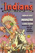 Indians (1950 Fiction House) 1