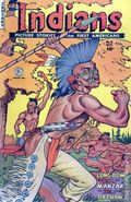 Indians (1950 Fiction House) 8